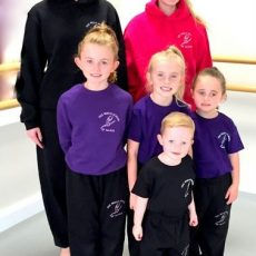 Contemporary & Lyrcial Uniform / Gymnastic Dance Uniform