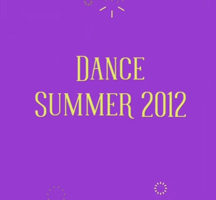 Dance 2012 Summer