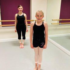 Contemporary & Lyrcial Uniform / Gymnastic Dance Uniform